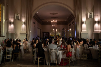 When some students requested refunds when formals were cancelled, the St George Girls High School students pulled out all fundraising stops they could think of to ensure they didn't lose their deposit at Curzon Hall.