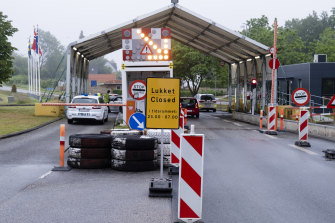 The border checkpoint between Harrislee in Germany and Padborg in Denmark will reopen.