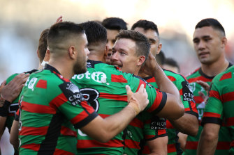 The Rabbitohs would prefer to pay Joseph Suaalii to sit on the bench than see him turn out for the Roosters next year.