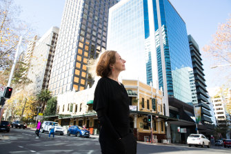 North Sydney mayor Jilly Gibson said it was regrettable that local government had been left out of the story on the abuse of women.