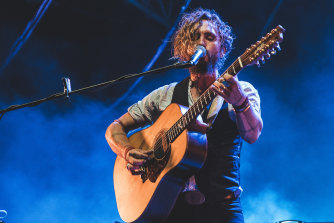 John Butler will perform an intimate solo show at 3 Oceans Winery.