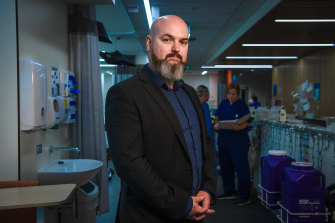 Oncologist Cameron McLaren