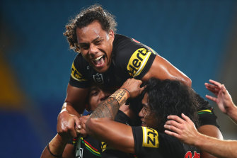 Jarome Luai has been quiet since the Origin series and needs to lift if the Panthers are to beat a fresh Storm outfit on Saturday.