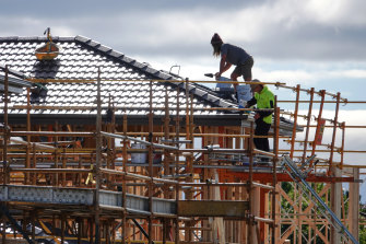 The federal government is extending its HomeBuilder program for a further three months.