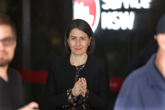 NSW Premier Gladys Berejiklian is still willing to call the bluff of any Nationals MPs daring to cross the floor over existing laws protecting koalas.