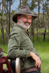John Jarratt, who is at the centre of a historic sexual assault charge.