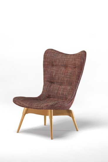 The Featherston Contour chair, 1951.