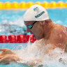 Australian Olympic swimming medals at risk after athlete tests positive to 2012 drug sample