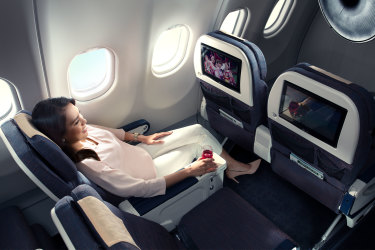 Philippine Airlines premium economy For Travell