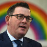 High-paid Premier to review former MPs' pension boost