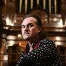 Inside a 3-storey pipe organ, J.P. Shilo had a dream