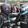 Hamilton mitigates grid penalty with strong qualifying run