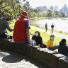 'Ring of steel' around Melbourne gone from tonight, household visits relaxed slightly