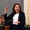 Palaszczuk government's budget recipe needs a bit more vision