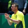Hewitt reiterates support for ATP Cup as crowds grow