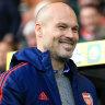 Ljungberg seeks Wenger chat as he plots Arsenal revival