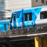 Metro Trains manager suspended amid corruption probe