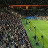 The memories of Parra's proud past still echo round the new stadium