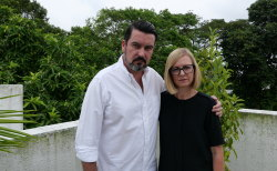 Christian and Tamsyn Barker were booked to fly back from Singapore on December 12.