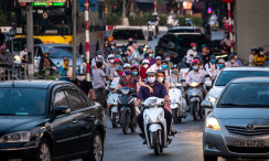 Vietnam and Singapore are the only south-east Asian countries to record year-on-year growth in the first quarter of 2021.