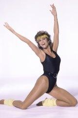 Jane Fonda in 1984.