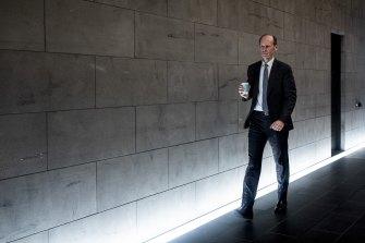 ANZ's chief executive Shayne Elliott says Australian businesses are unprepared for cyber attacks.