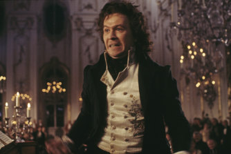 Gary Oldman as Beethoven in the 1994 movie Immortal Beloved.