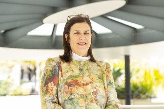 SCEGGS Darlinghurst principal Jenny Allum.