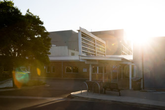 Dubbo Base Hospital is the feeder hospital for much of western NSW.