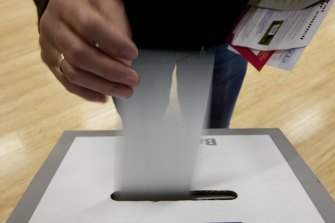 The McGowan government are set to overhauling voting laws in WA.