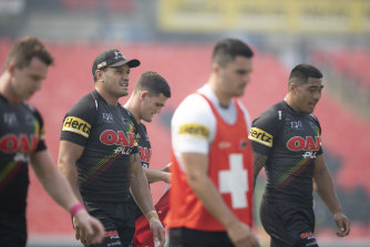 The Panthers face Tetevano's former Roosters teammates to open their NRL season next year.