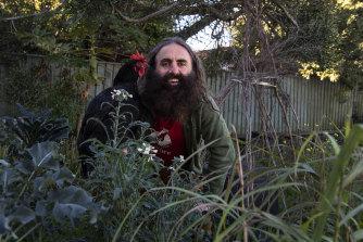 Costa Georgiadis says gardening benefits your mental health.