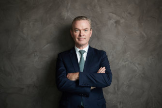 "Christopher Pyne: ""I was constantly in trouble in the classroom because I was so talkative."""