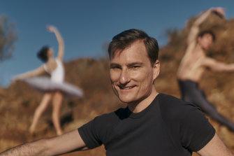 Australian Ballet artistic director David McAllister.