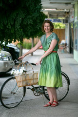 Robyn Hall, 43, from Melbourne, went from psychometrician to sewing teacher.