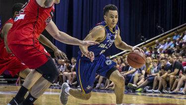 A top-scoring effort from Travis Trice wasn't enough for the Bullets.