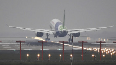 Air travellers have been stranded hundreds of kilometres from home because of a blacklisting triggered by unpaid fines.