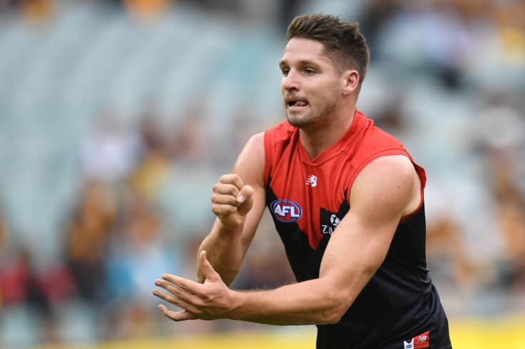 Jesse Hogan and the Demons should scrape into the top eight for the first time since 2006.