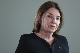 "ABA chief executive Anna Bligh: ""No one is going to wake up on the 1st of April to have their house foreclosed on."""