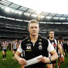 'A towering figure': How Buckley bought time for himself and the Pies