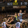 Richmond to face Collingwood in second-round blockbuster