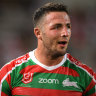 'No one knows': Souths can't put date on Burgess return