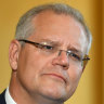 Scott Morrison cool on plan to offer safe haven from Hong Kong protests