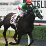 Japanese stayer Mer De Glace dominates the Caulfield Cup