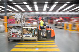 The great Australian parcel boom:'Once it leaves the building, it's in God's hands'
