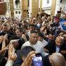 Journalists arrested, German ambassador ousted as US pledges wider sanctions on Venezuela