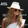 Race-day dress codes rewritten as Elle Macpherson wears the pants