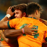 Wallabies are now the hunted, and must tighten up