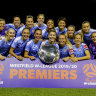 Imperious Melbourne City eye W-League records after sealing premiership