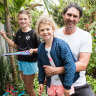 How MKR chef Colin Fassnidge is doing Easter in family isolation